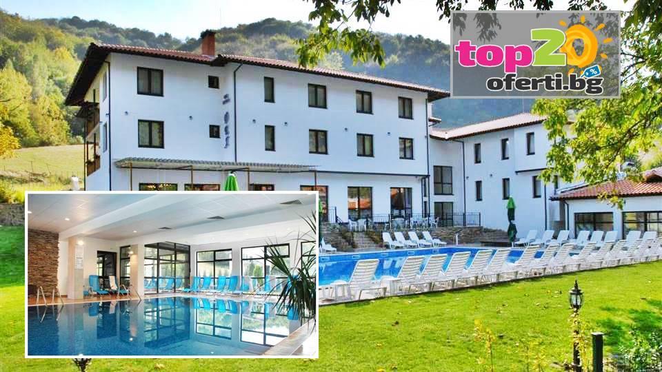3 Март в Троянския Балкан! Нощувка със закуски и вечери + Закрит минерален басейн и СПА пакет в Хотел Фея - Чифлика, на цени от 52.50 лв./човек