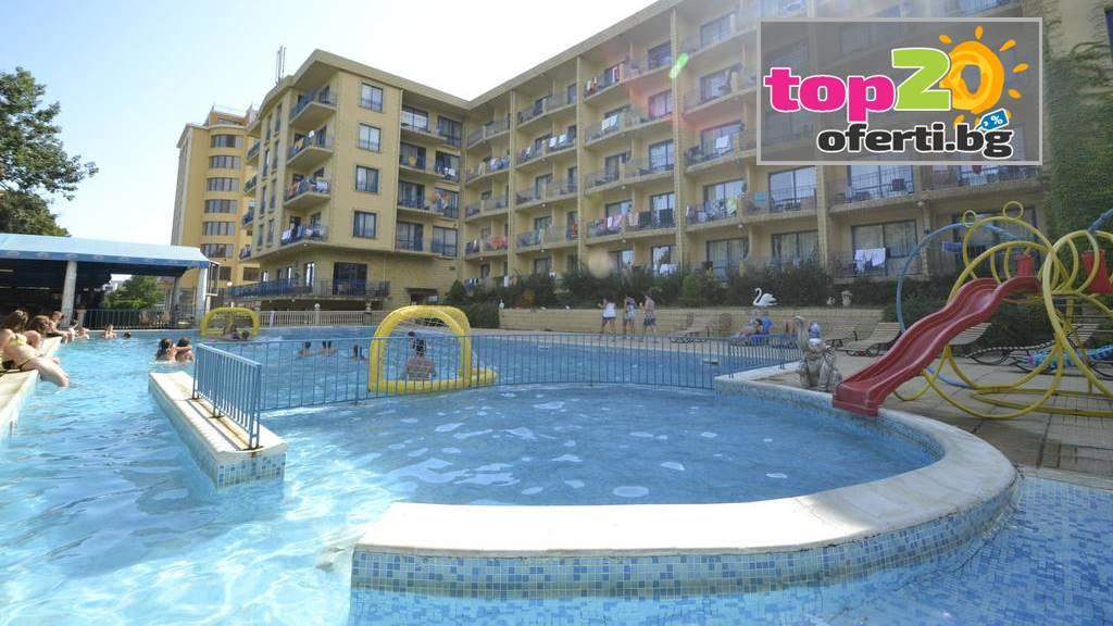 Май и Юни в Златни пясъци! Нощувка с All Inclusive + Открит басейн с детска секция в хотел Дана Палас 3*, Златни пясъци, от 30 лв./човек! Безплатно за дете до 12 год.