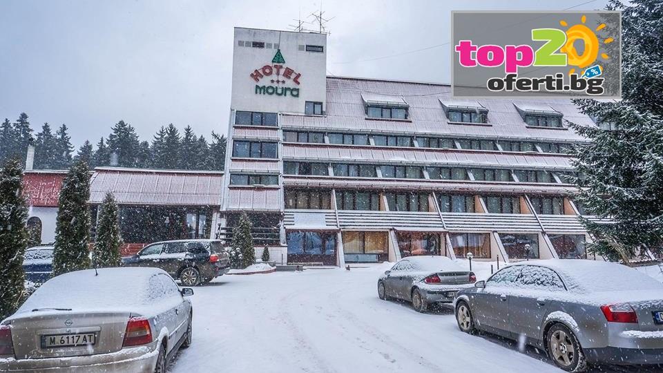 Зима в Боровец! Нощувка със закуска или закуска и вечеря + Напитка + Фитнес в хотел Мура, Боровец, от 43 лева на човек