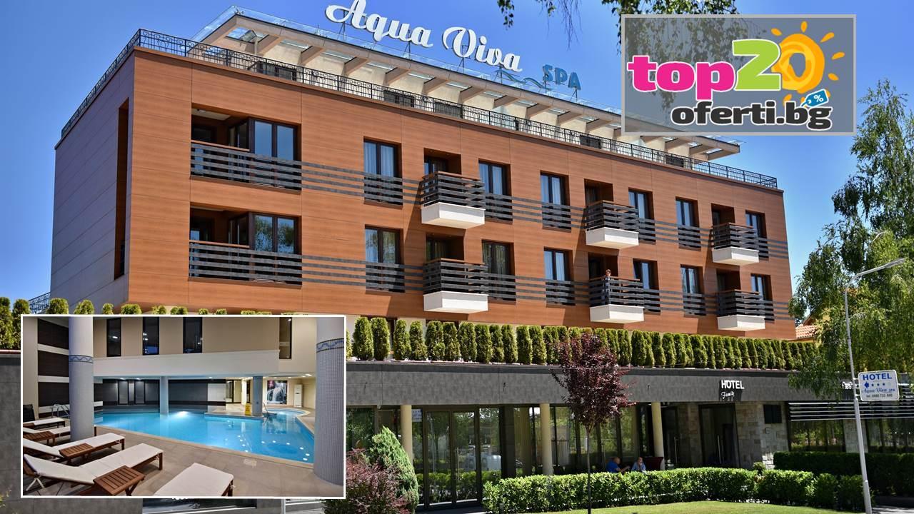 Гергьовден във Велинград! 2 или 3 нощувки със закуски и вечери+ Закрит минерален басейн и СПА в хотел Аква Вива СПА 3*, Велинград, от 62 лв. на човек