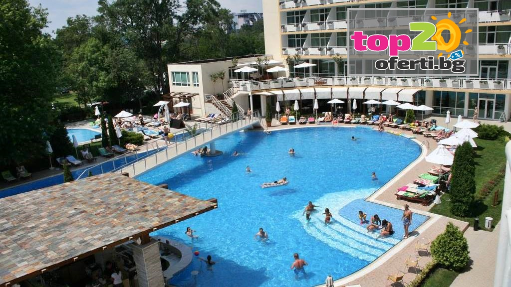 Лято в Слънчев бряг! Нощувка с All Inclusive + Басейн, Чадър и Шезлонг в Гранд Хотел Оазис, Слънчев бряг, от 67.50 лв. на човек